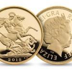 quotazione valutazione sterlina d'oro