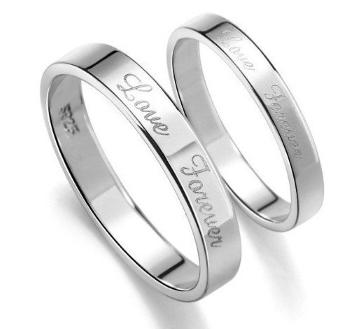 fedine anello argento